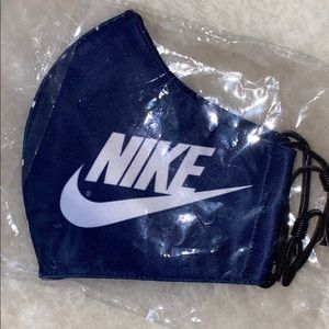 Nike blue unisex Face Mask